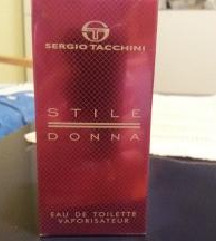 Sergio Tacchini parfem