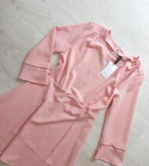 Roza h&m haljina nova sa etiketom 800DIN