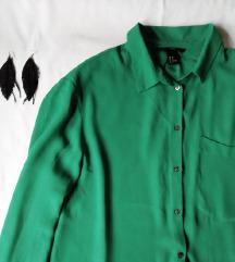 H&M zelena košulja