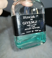 Givenchy monsieur lotion 109 ml