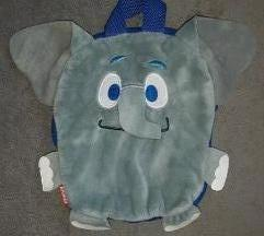 Decije cebence/jastuk/igracka slon