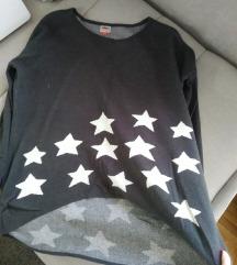 Džemper zvezdice
