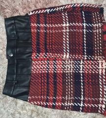 Bershka suknja od tvida