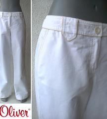 bele pantalone za proleće br 42 S OLIVER