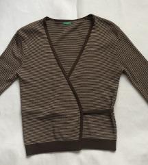 Benetton vuneni džemper, novo