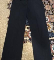 Tamno sive pantalone. Kvalitetne NOVE