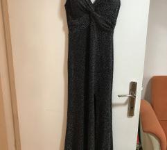Elegantna crna haljina NOVO