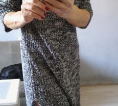 Gina trikot haljina pletena