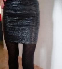 Suknja unikat 🖤rasprodaja