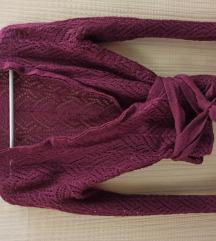 Džemper na preklop S/M