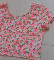 H&M top majica velicina M