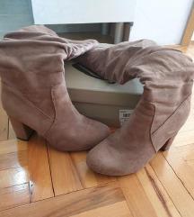 Prelepe cizme od velura 1000
