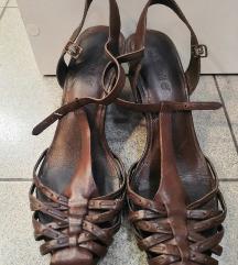 Kozne timberland sandale