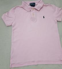Polo Ralph Lauren original decija majica na kragnu