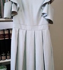 Nova srebrna haljina sa karnerima