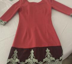 Crvena haljina!!! AKCIJA!!!