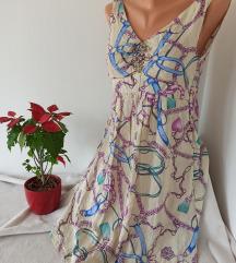 Zanimljiva haljina vel S/M