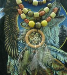 Vece dream catcher ogrlice