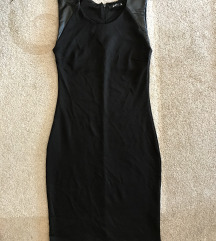 Forever crna haljina
