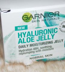 Nova Garnier aloe jelly krema