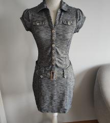 Original Guess mini haljina + kaiš