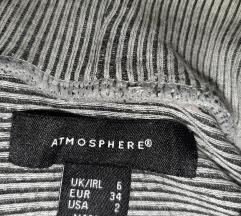 Atmosphere prugasta rolka ❄ XS