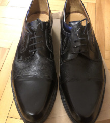 kozne muske cipele crne br 44