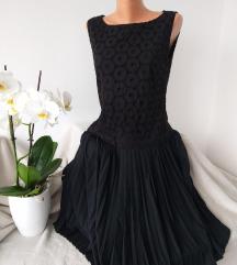 Fenomenaln B.C.plisirana haljina vel 40