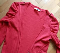 Crveni ženski džemper XS/S