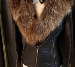 Nova  kozna jakna Mona