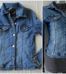 Masterix kratka teksas jakna sa elastinom S/XS 30