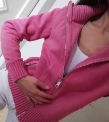 Duks-jakna,TCM,roze