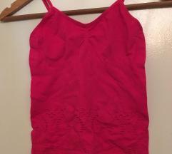 Nova roze kratka majica