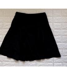 Casa Blanca crna letnja suknja NOVO iz Svajcarske