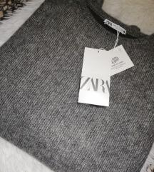 Zara soft dzemper🍂NOVO%1200%