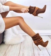 Nove krem/oker cizme