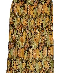 Prelepa suknja plisirana od viskoze
