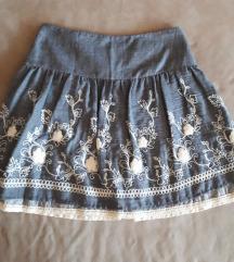 Legend romantična suknja