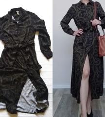 H&M X Richard Allan duga kosulja/haljina