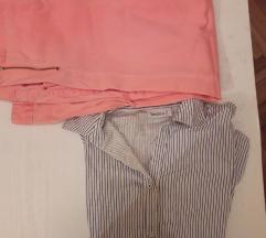 Kosulja +pantalone sada samo 399
