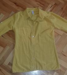 Oker žuta nova košulja