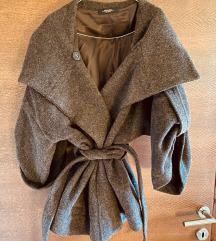 MaxMara ORIGINAL NOV!Kasmir vuna  svila kaput🔽✅!