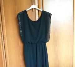 NOVA haljinica sa zlatnim detaljima