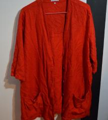 Vintage crveni sako