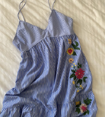 STRADIVARIUS letnja haljina  S-M