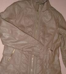 Lepa, kožna jakna