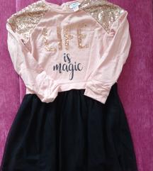 Haljina za devojčice Vel 134-140