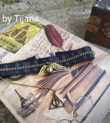 Harry Potter choker