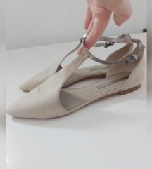 ZARA sandale/baletanke