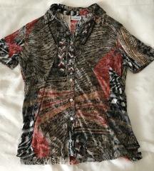 Majica/Košulja kratkih rukava sa ogrlicom